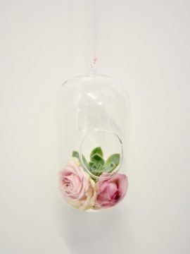 Glass Bauble D