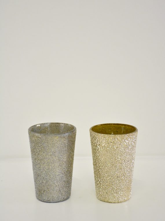 Parlane Votive Pewter/Gold